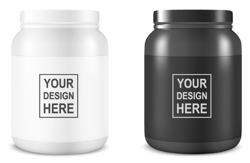 White Label Your Own Health Supplements!